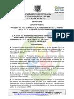 Decreto Plan de Compras 2017