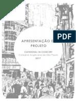 Book Do Projeto - Circuito Cathedral in Concert