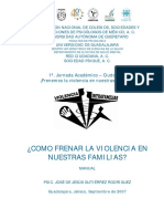 Manual Curso Taller Violencia Familiar