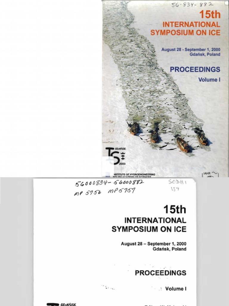 15th Iahr Ice Symp Poland 2000 All Sea Marx Generatorsimple Charging Schematic5c3050