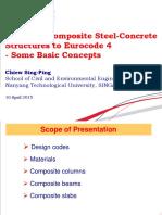 EC4 COMPOSITE STRUCTURES