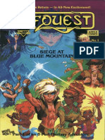 Elfquest Siege at Blue Mountain