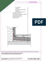 Austrotherm 10001 Austrotherm Terasa Circulabila Pe Picioruse Detaliu de Racord La Perete Model (1)