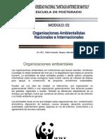 02. Organizaciones Ambientalistas Nacionales Internacionales - Copia