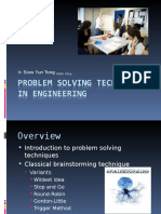 L8_Problem Solving Techniques