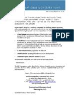 Informe del FMI sobre España