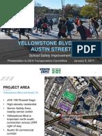 Yellowstone Blvd Austin St Jan2017