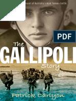 Patrick Carlyon - The Gallipoli Story