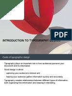typography preso
