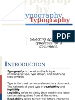 typography preso2
