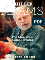 Philip Luker - Phillip Adams- The Ideas Man- A Life Revealed
