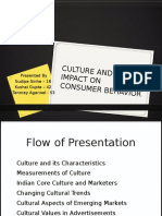 Culture and Its Impact