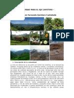 Energias Alternas Para El Eje Cafetero - Colombia