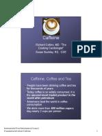 Caffeine for Web