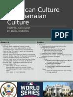 american culture vs ghanaian