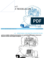 C4.1 Arhitectura Modelelor Model Culturalist