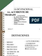 II Diplomado Accidentes de Trabajo p
