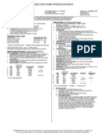 Plan Prueba Stanadyne Db4629