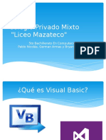 Que es visual basic