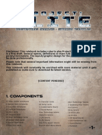 Project ELITE Rulebook May 8 2015