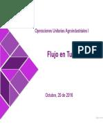 Flujo en Tuberías 1 (2016-2)(Oct 20)