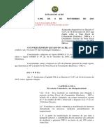 Decreto 6596 2013