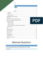 Manual Quantum
