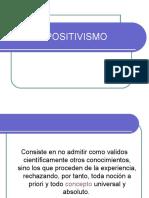 El Positivismo i