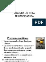 Clase Segunda Ley de La Termodinamica 2016 II a (1)