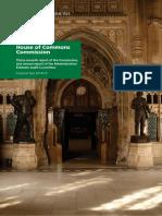 HoCCommission Annual Report 2014 15 HC341