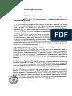 APOYAMOS LA CONSTRUCCIÓN DEL AEROPUERTO DE CHINCHEROS