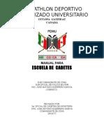Manual de Cadetes Pentathlon