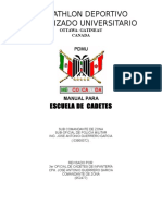 Manual de Cadetes Pentathlon
