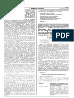 d.s 010-2015 Ef-tabla de Infracciones y Sanciones