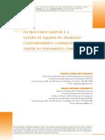 TEXTO 4 - Rev Mackenzie - Processos Grupos e Gestão de Equipes