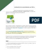 Cuestionario de Evaluación de Conocimientos en POO y Java