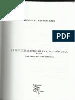 Historia de la Pena Privativa de la Libertad - Rodolfo Pastor Arce   Tesseract - Cualificación en Ciencias Penales