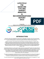 LifeCycle Survey Analysis & Report (Peer-Review Draft)