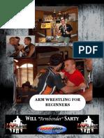 Arm Wrestling Book