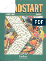 Headstart Student Book