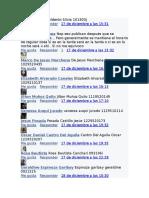 Lista Aires
