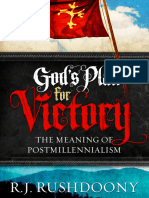 Gods Plan for Victory_ the Mean - R. J. Rushdoony