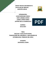 UNIVERSIDAD TECNICA DE BABAHOYO EVALUACION RURAL RAPIDA.docx