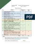 Plan de Evaluación (Geprotic 2017-I)