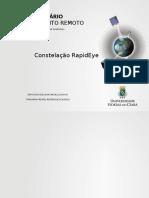 [Seminário]1 Sensoriamento Remoto - Constelação RapidEye