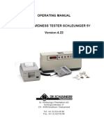 Schleuniger 5Y Operating Manual v4.22 Rev1