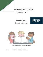 Projeto de Leitura Oki