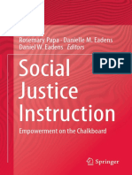 Social Justice Instruction