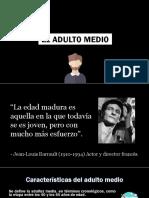 El Adulto Medio