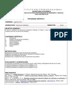 Programa Estructuras Isostaticas